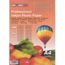 Фотобумага Dameid A4 двухсторонняя матовая 180гр, 50 листов
