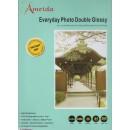 Фотобумага Ameida RC односторнняя глянцевая, А4, 260гр, 20 листов