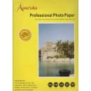 Фотобумага Ameida RC шелковая, А4, 260гр, 20 листов
